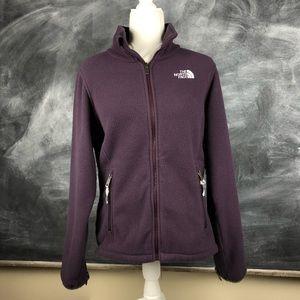 THE NORTH FACE | Purple Fleece Jacket Loved Medium